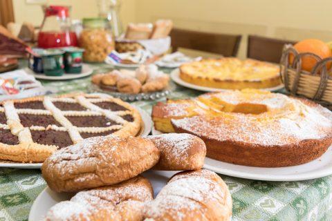 Camere Mariella - colazione